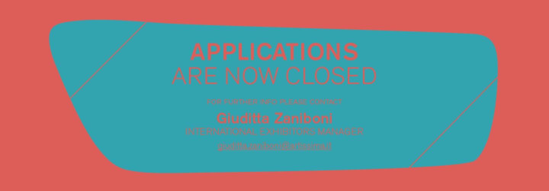 Application artissima 2021